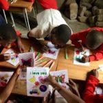 100s of sponsored children – Tanzania team 2017